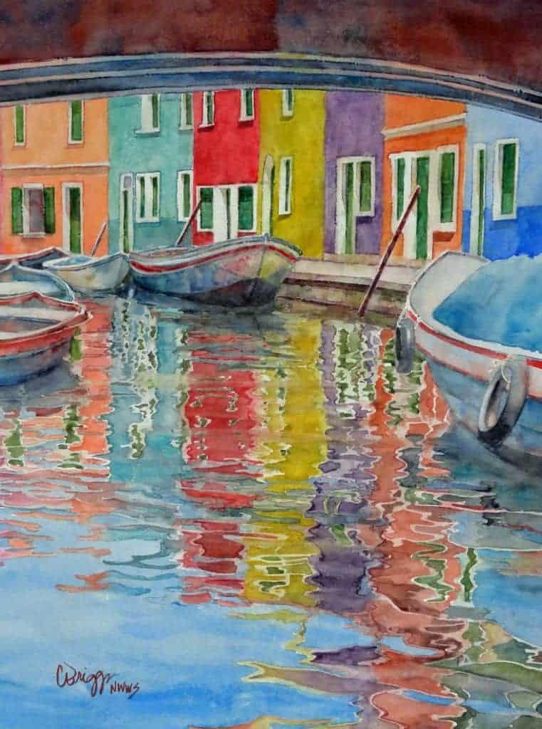 Burano Watercolors