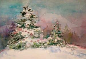 Mt. Bachelor Christmas
