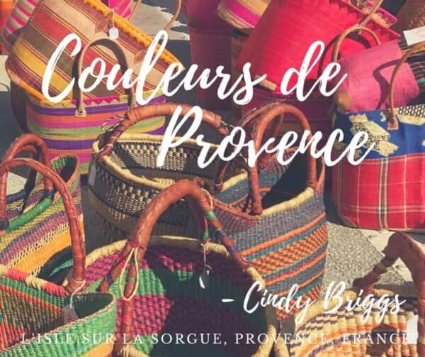 Couleurs de Provence, Baskets