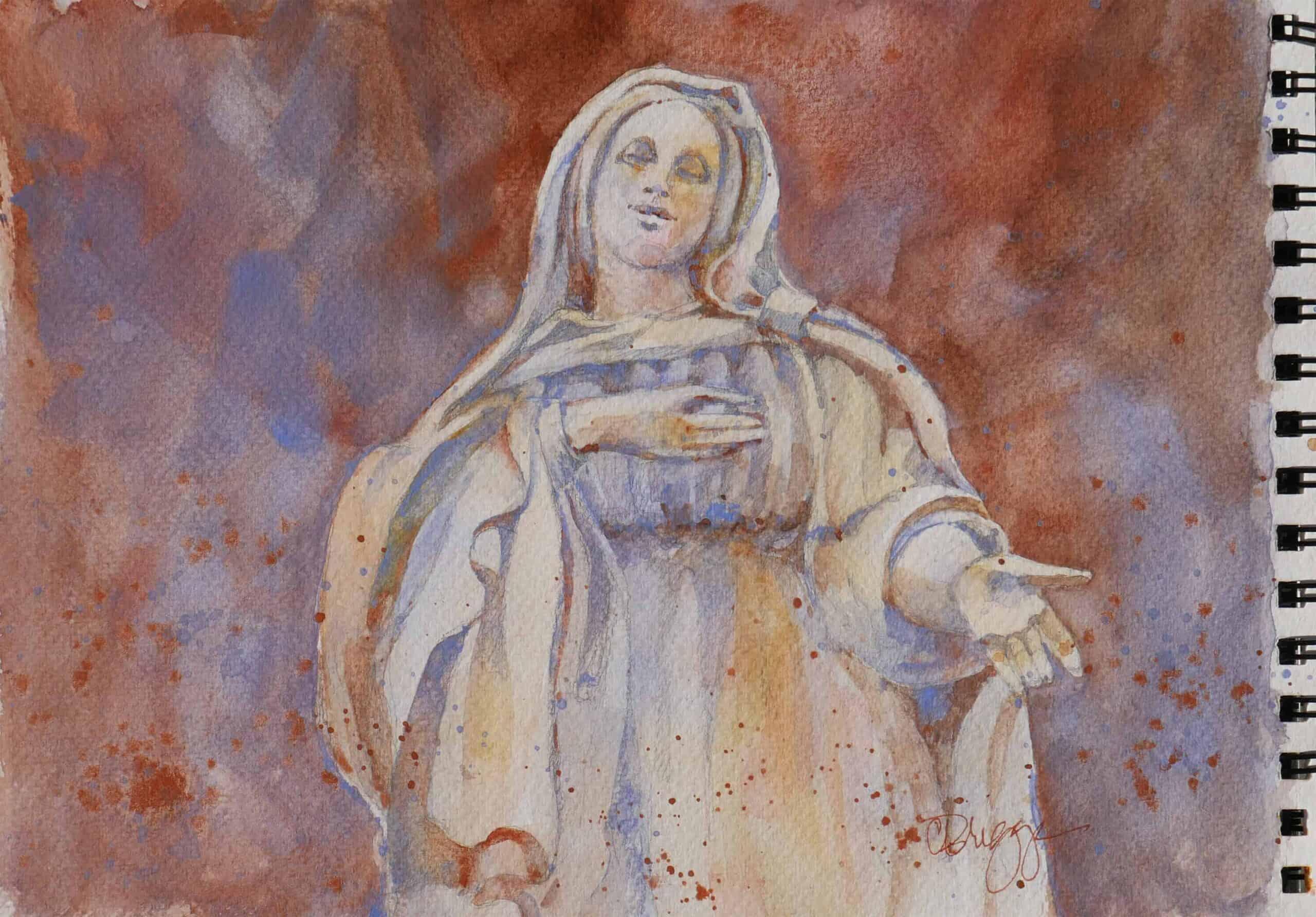 Bienvenue, Bienvenue de Mary