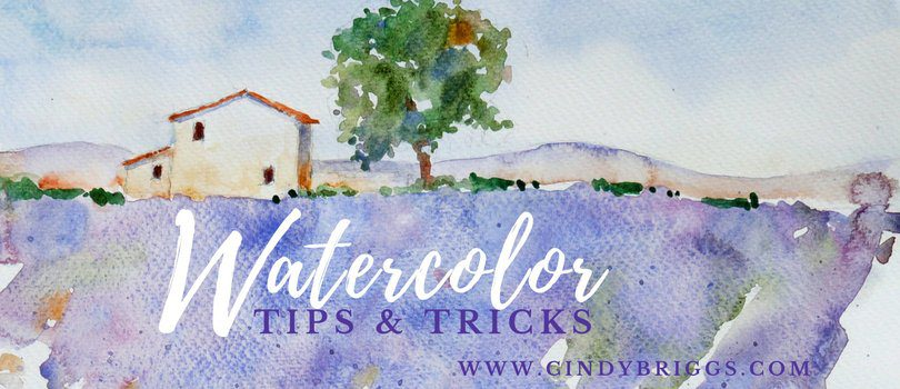 Watercolor Tips