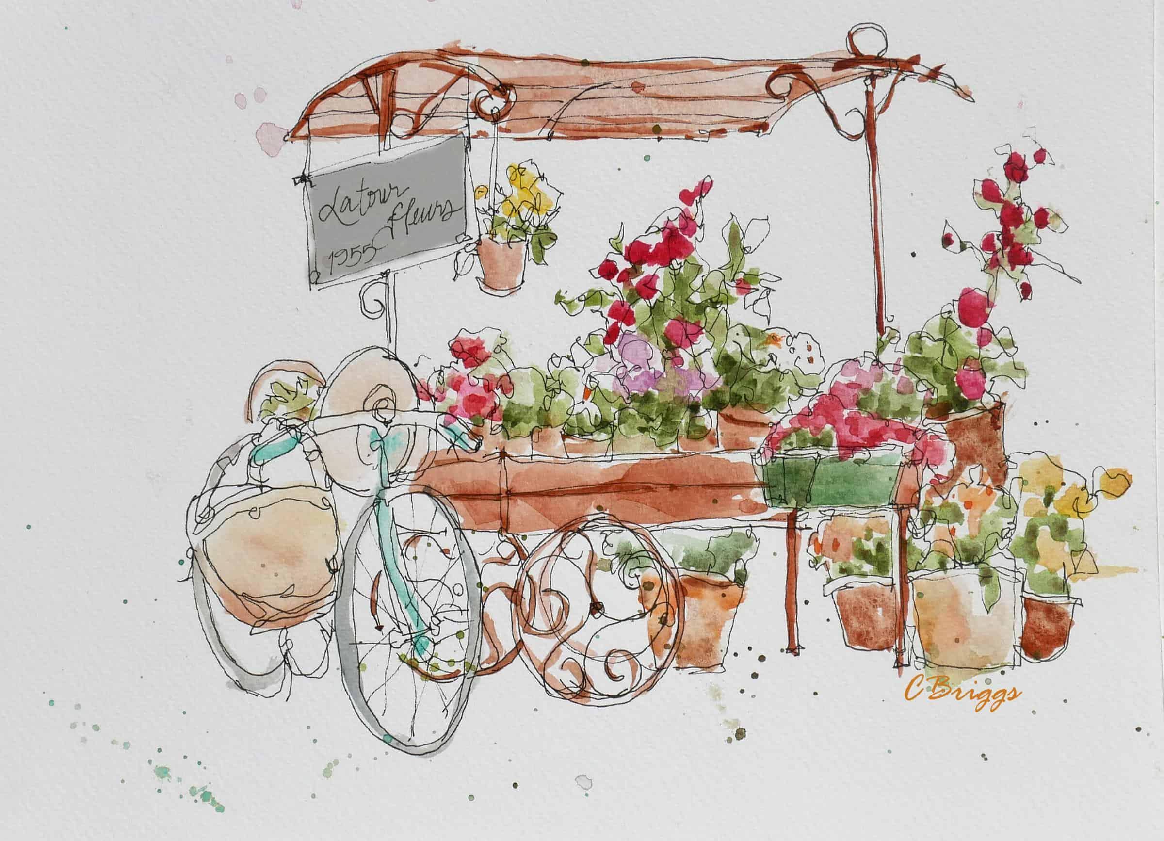 Fleur, Fleur Shop