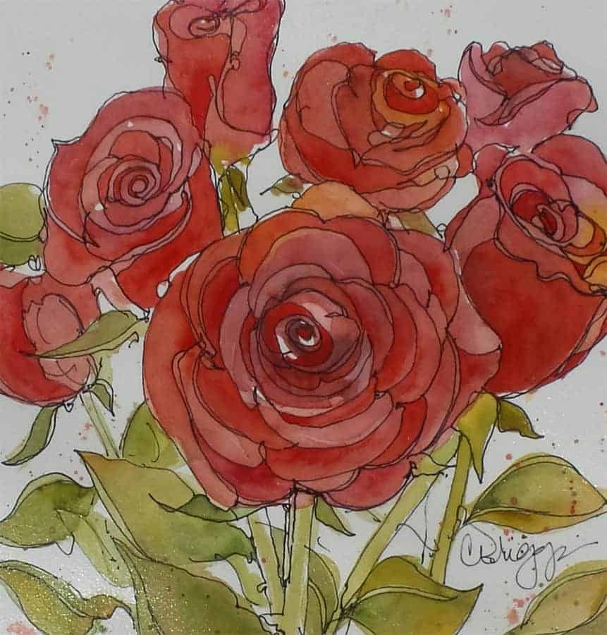 Red Roses, Red Roses