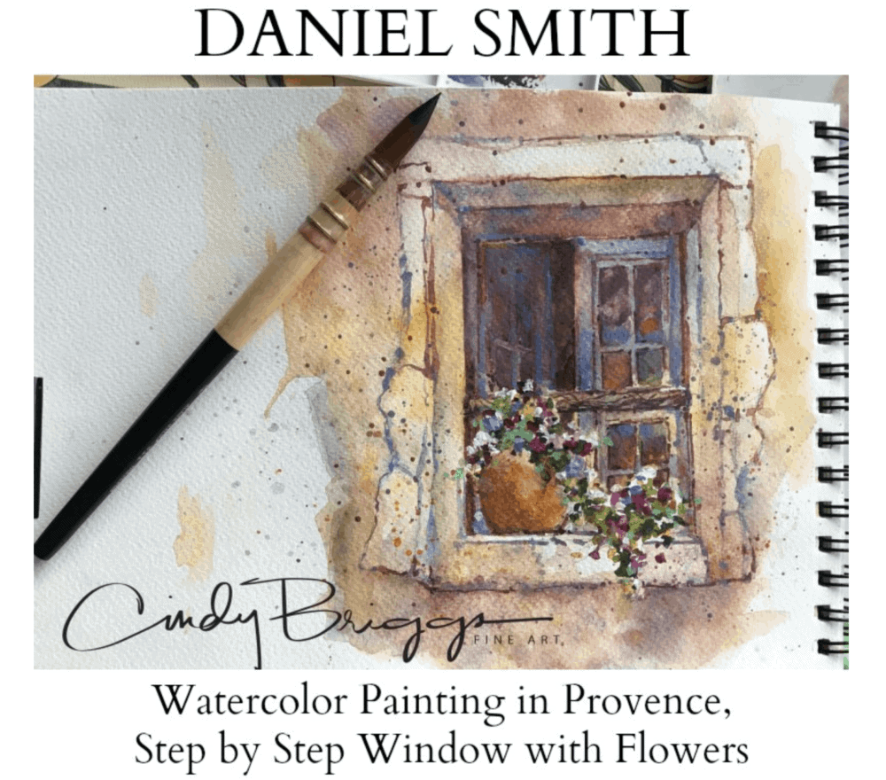 How to Paint Watercolors, Discover How to Paint Watercolors in my Step-by-Step Lesson and Video