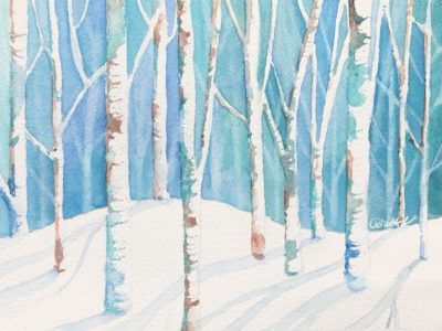 Winter Watercolor Workshop