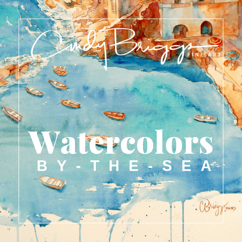 Watercolors by the Sea Program Intro