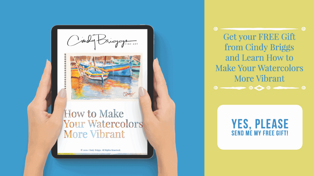 OPT IN VIBRANT WATERCOLOR
