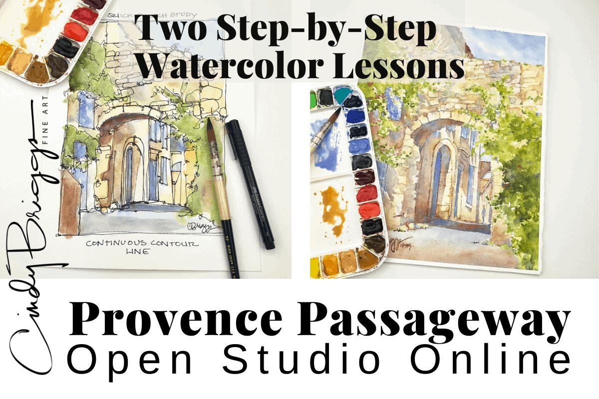 Provence Passageway NEW