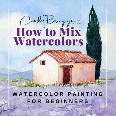 Main Image How to Mix Watercolors