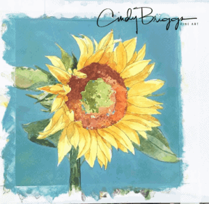 sunflower cindy briggs