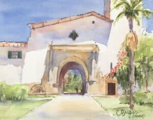 Cindys Santa Barbara Courthouse
